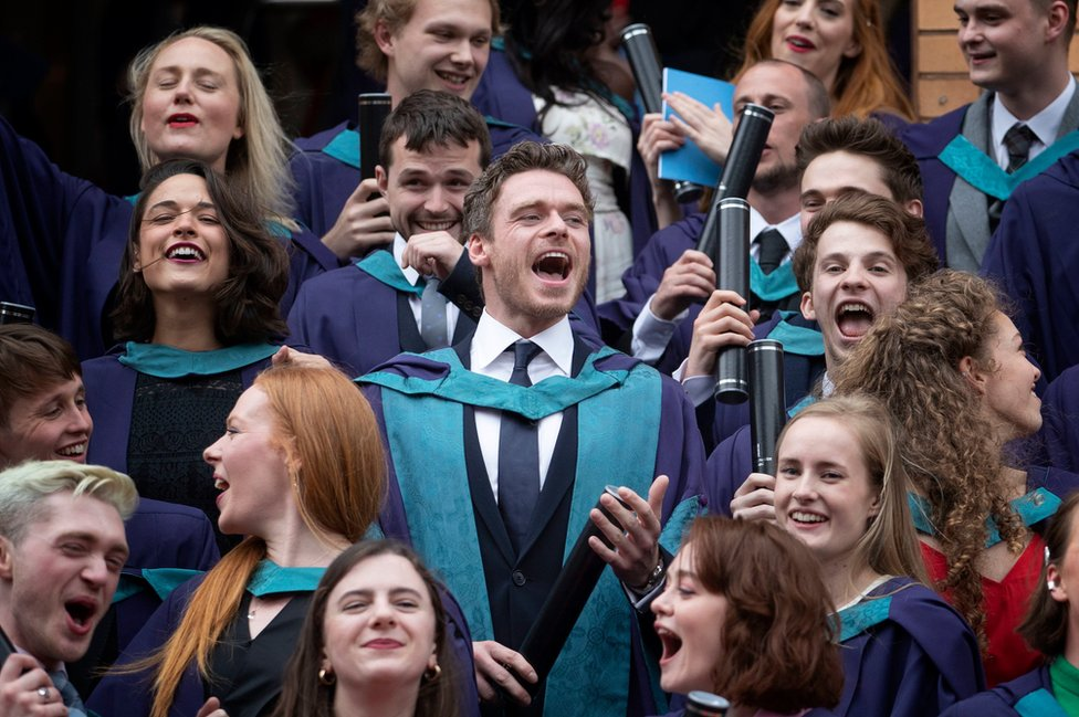 Bodyguard and Game of Thrones star Richard Madden