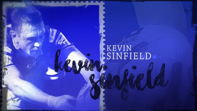 Sports Personality 2015 contender: Kevin Sinfield