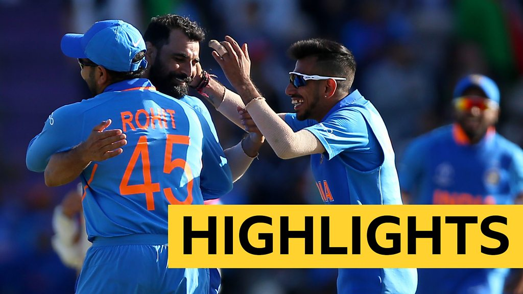 Cricket World Cup: India avoid a shock against Afghanistan