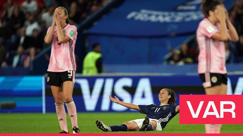 Women's World Cup 2019: Bonsegundo slots home VAR penalty retake to make it 3-3