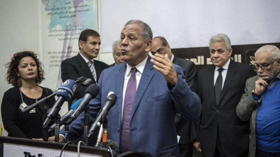 النائب محمد أنور السادات