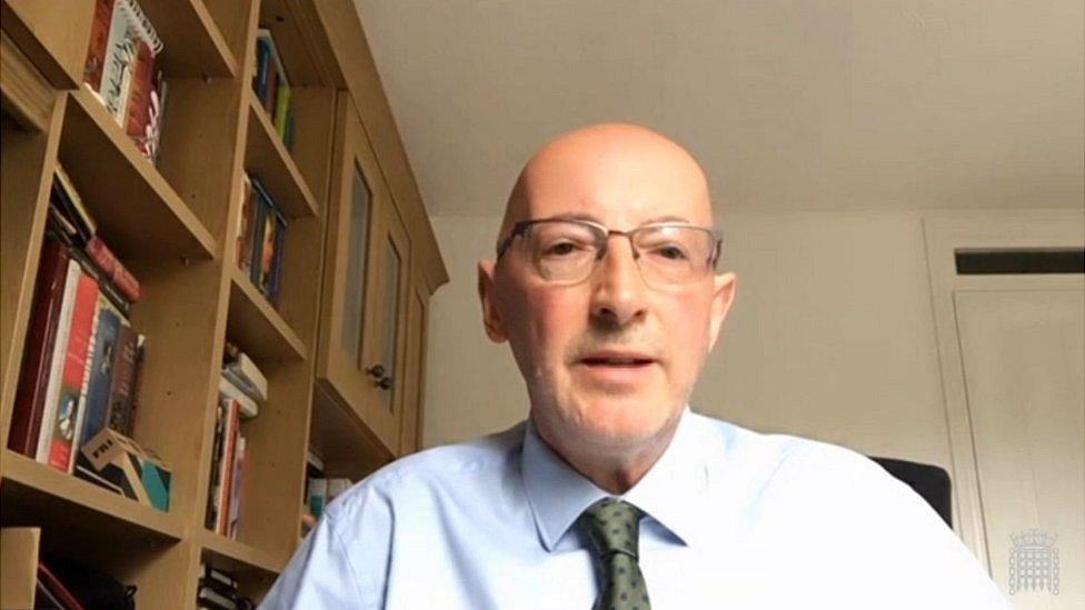 Jim Harra, HMRC permanent secretary