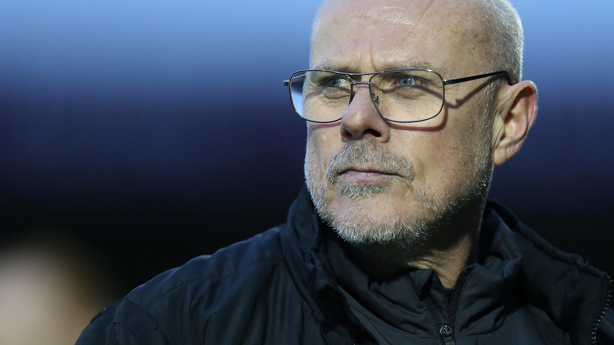Carlisle United: Tommy Wright & Paul Murray leave coaching roles, Jon Mellish signs