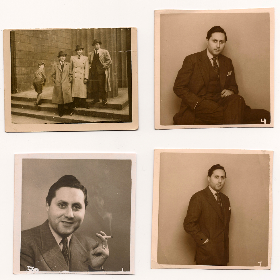 Portraits of Raphael Bodin