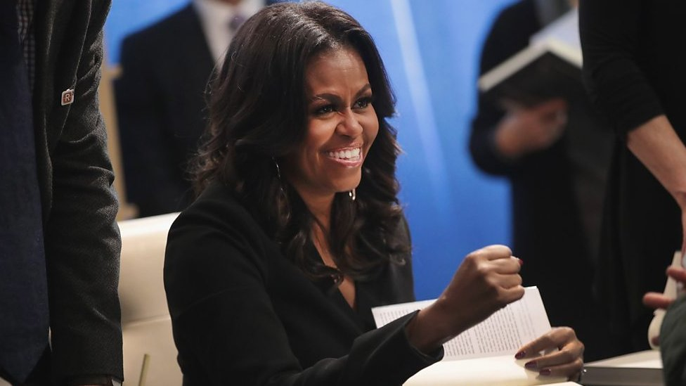 Michelle Obama on Barack, her mother and the school run