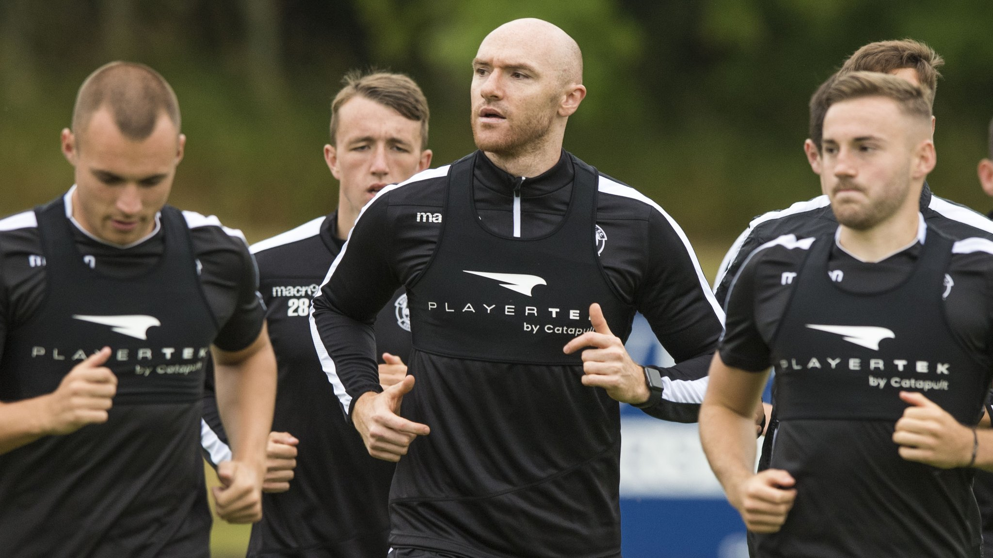 Motherwell: National League Salford pay more than Premiership sides - Robinson