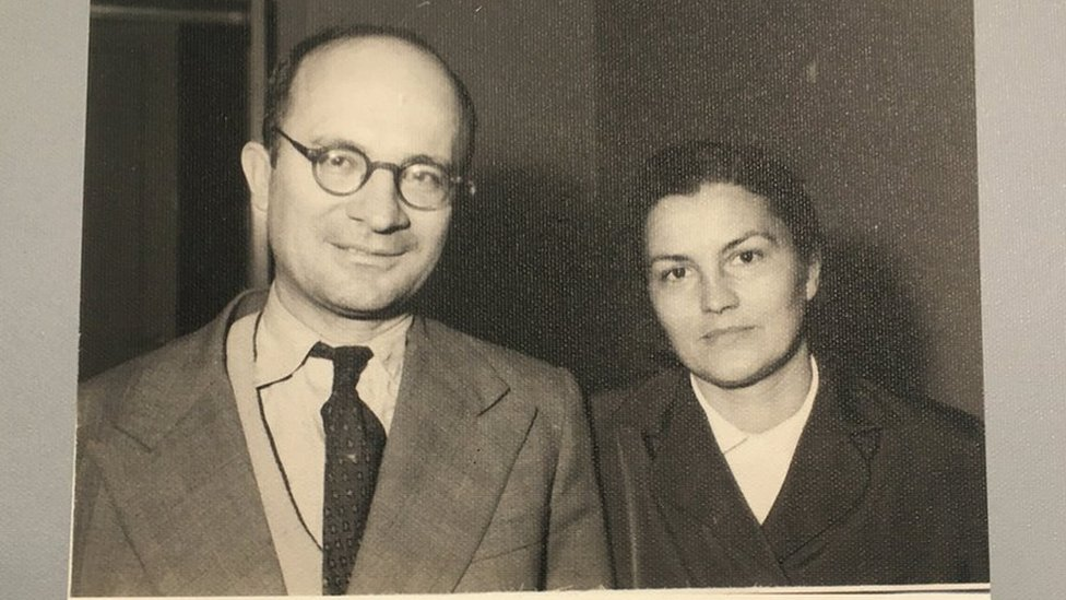 Milica i Vojin Dajović