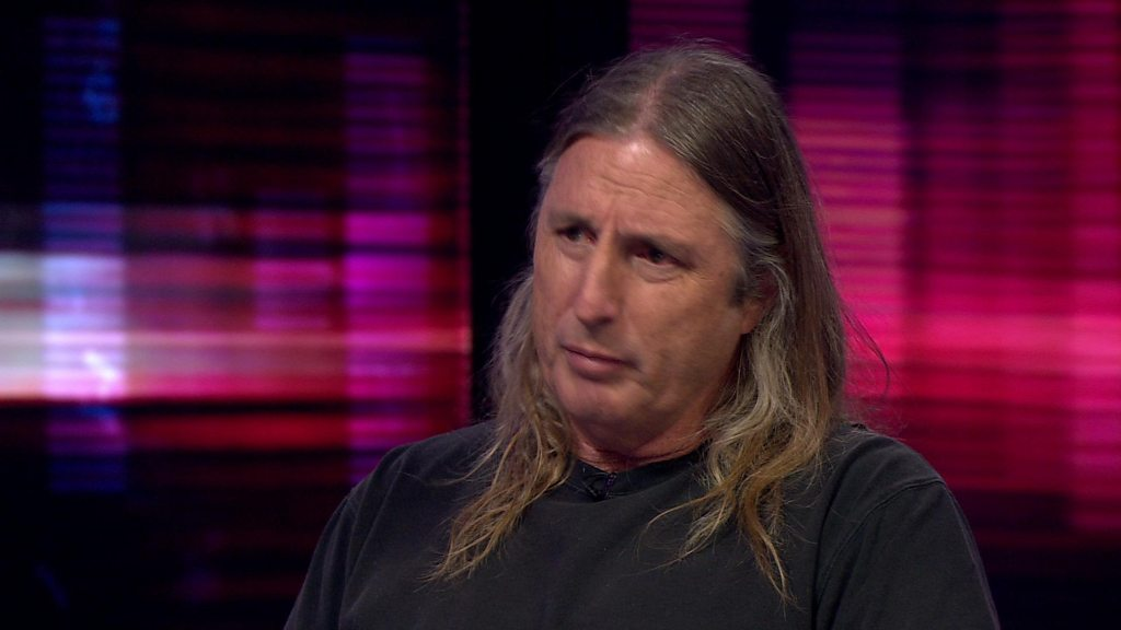 Tim Winton: Boys not allowed to have strong feelings