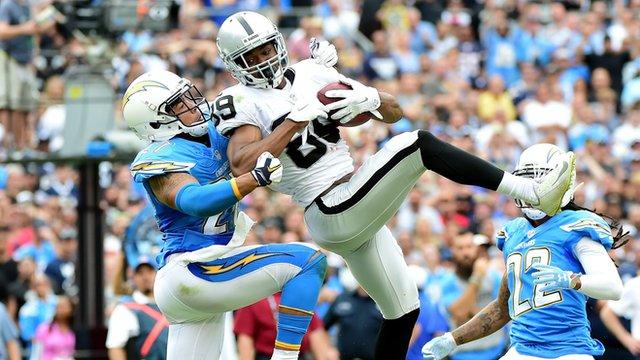 Oakland Raiders' Amari Cooper
