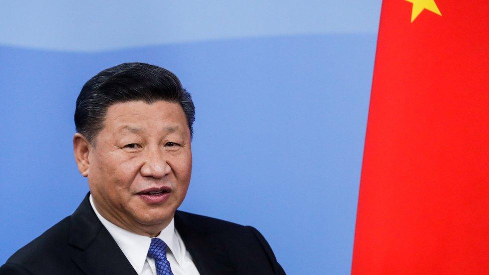 presidente Xi Jinping.