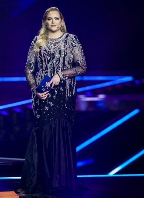 Eurovision Şarkı Yarışması'nın sunucusu Nikkie de Jager