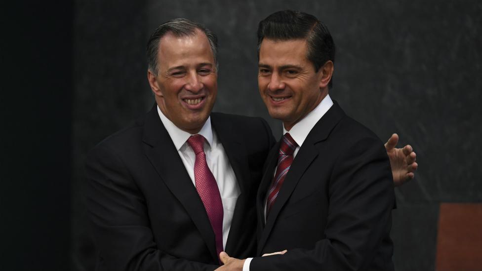 Meade y Peña Nieto