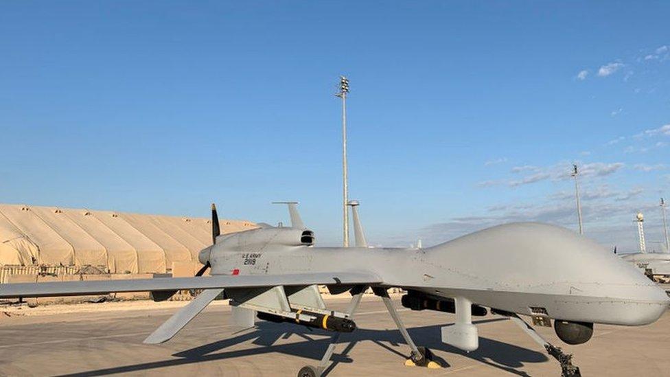 قاعدة عين الأسد الجوية العراقية