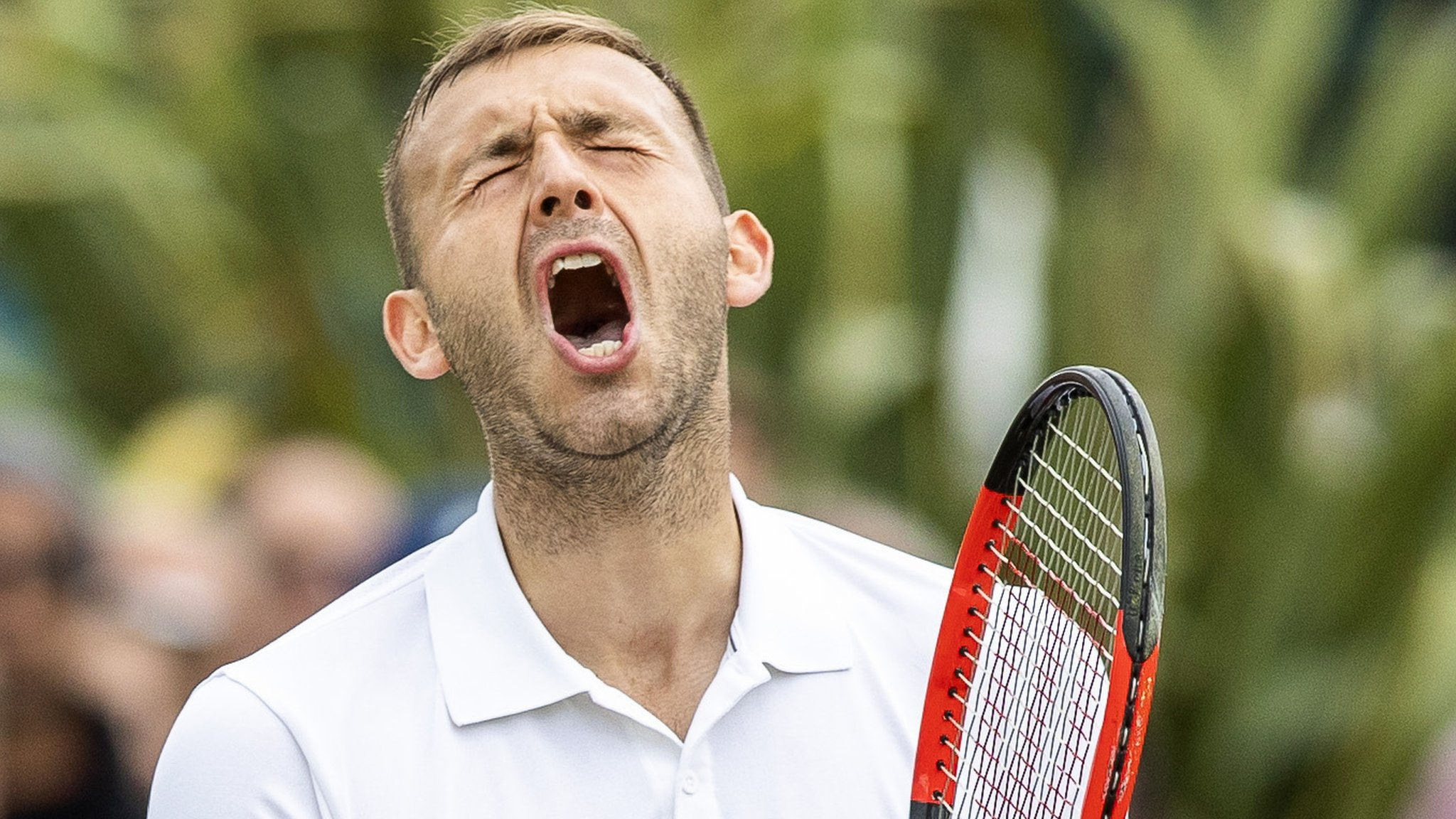 Dan Evans beaten by Alex de Minaur in Nature Valley Open in Nottingham