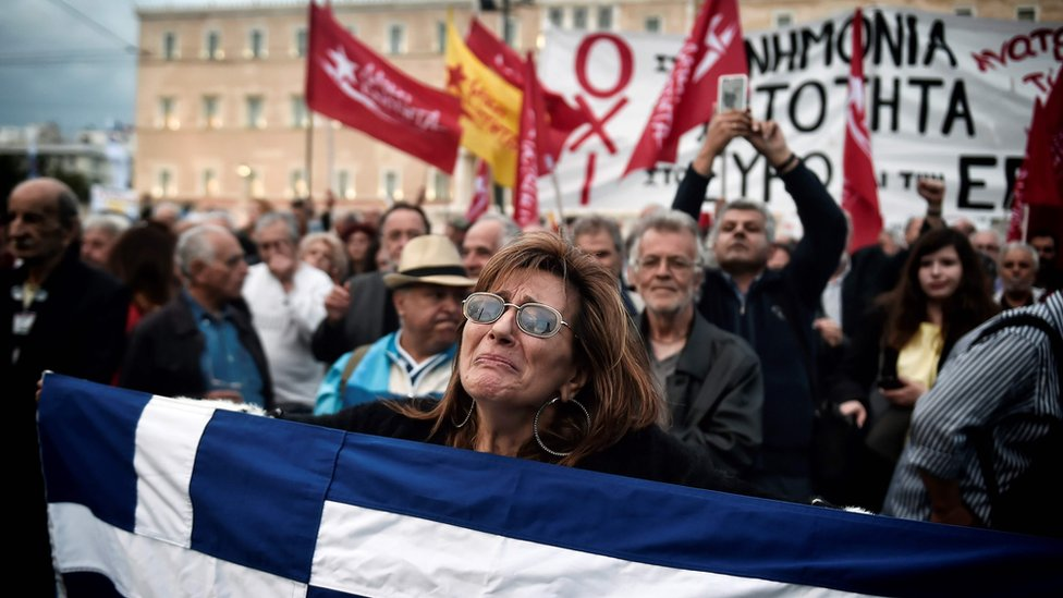 Why Greece endured years of bailout loans and austerity