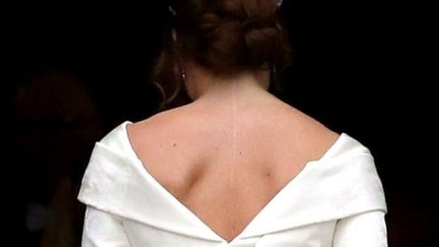 Vestido de la princesa Eugenia