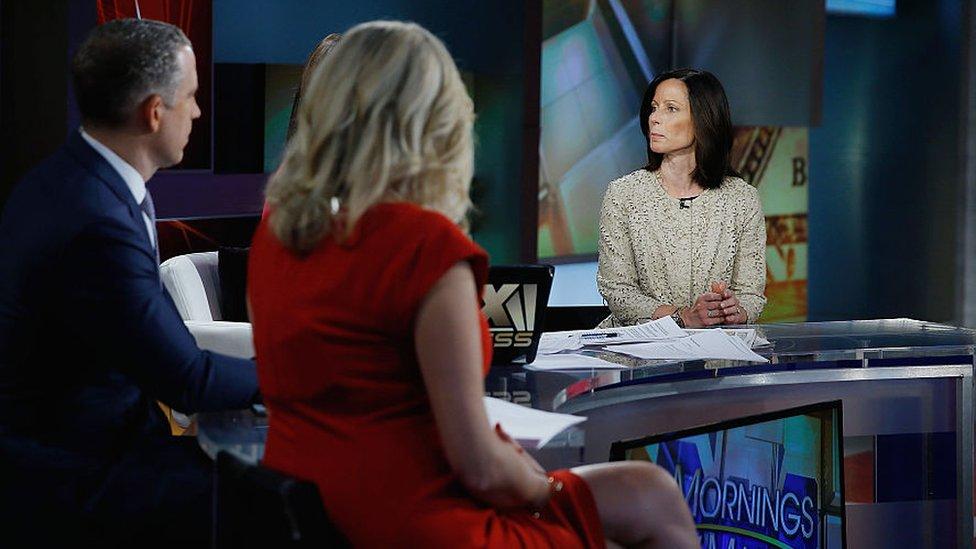 Adena Friedman en Fox News