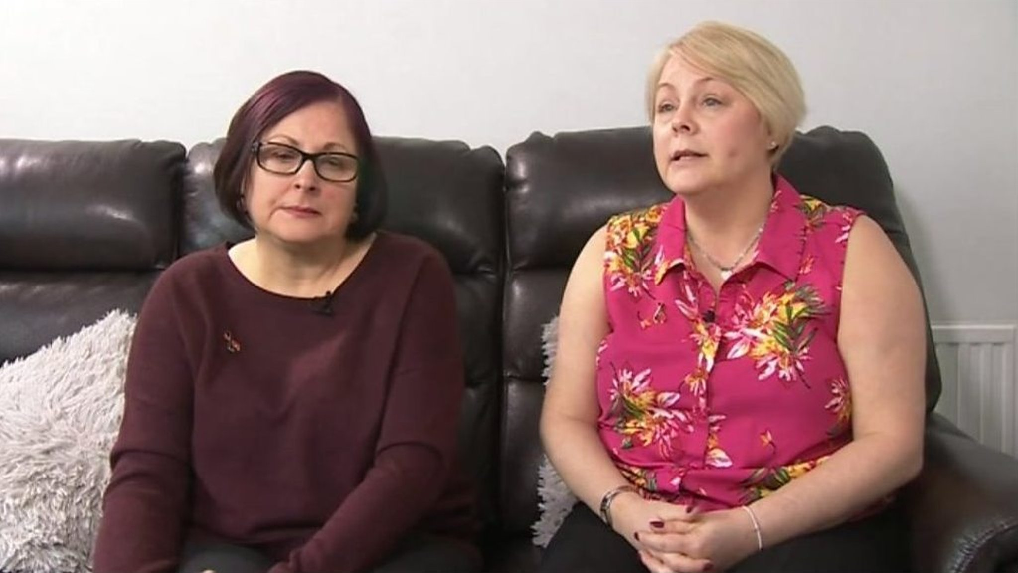 Knife crime a 'national crisis', say Lee Pomeroy's sisters