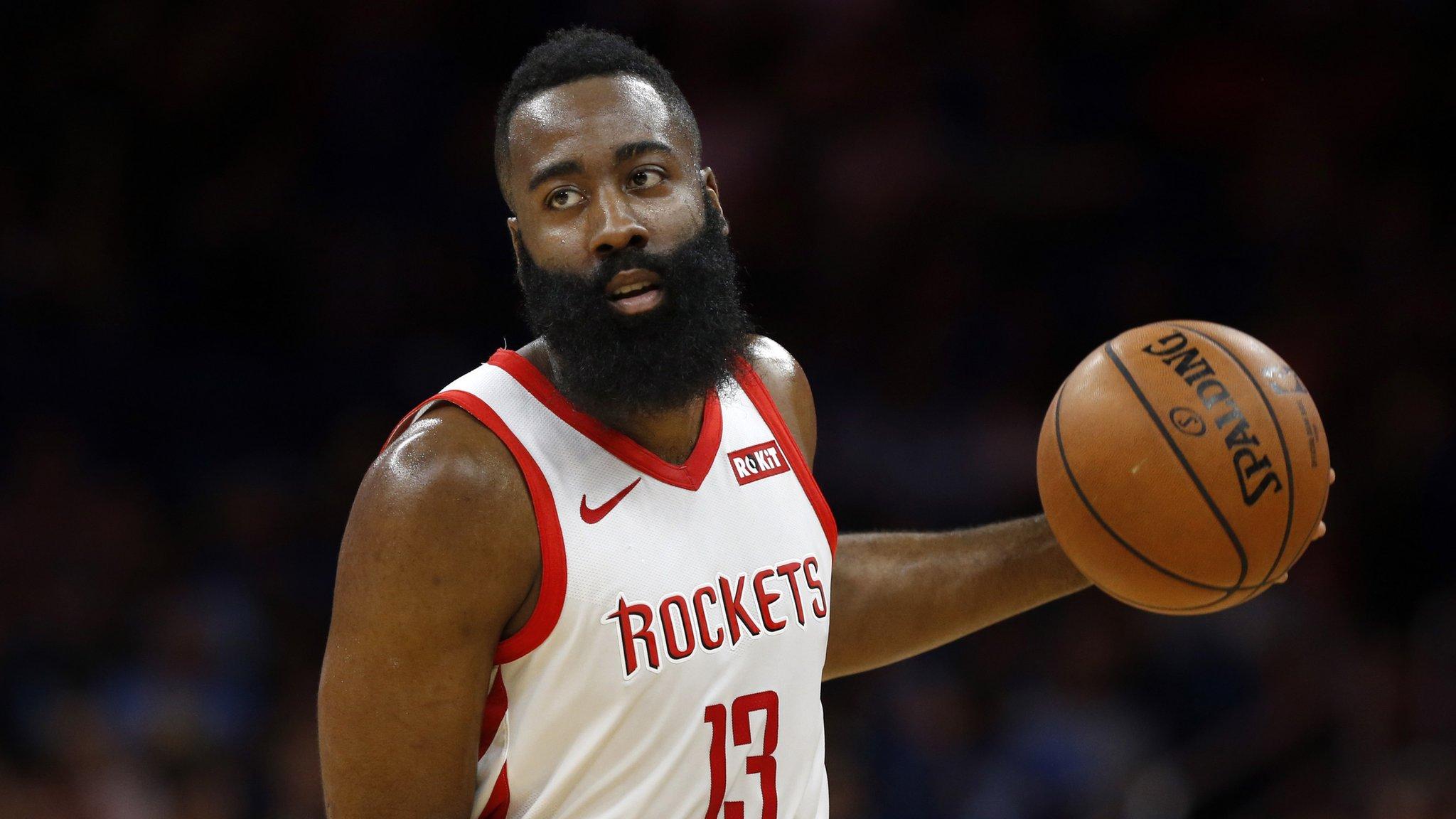 Houston Rockets: James Harden sets new NBA scoring record