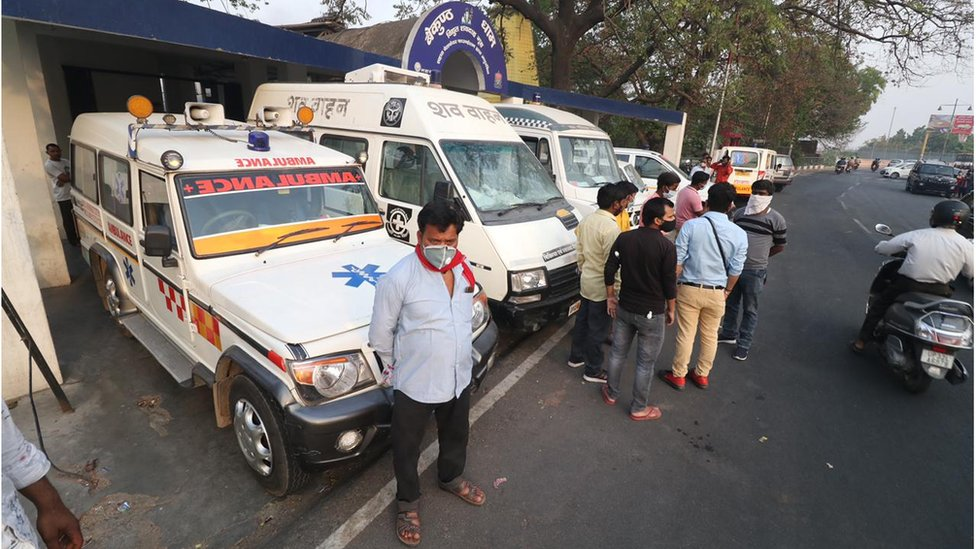 Ngeri! Corona Mengganas, 60 orang Dikremasi Tiap Hari di India