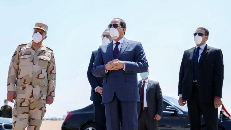 Mısır Devlet Başkanı Abdülfettah el Sisi