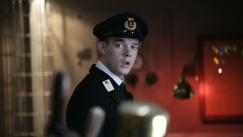 Russell Tovey in Dr Who