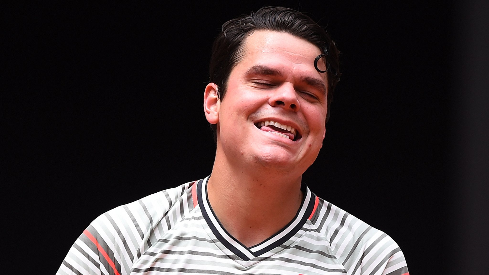 French Open: Milos Raonic pulls out of Roland Garros with injury