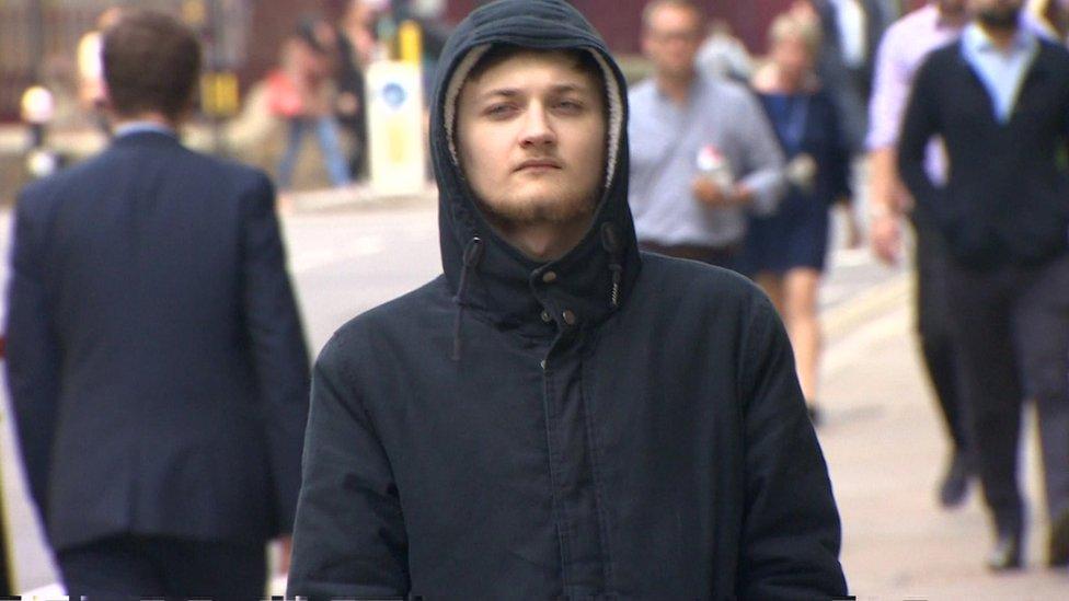 Teenage neo-Nazi admits terror offences