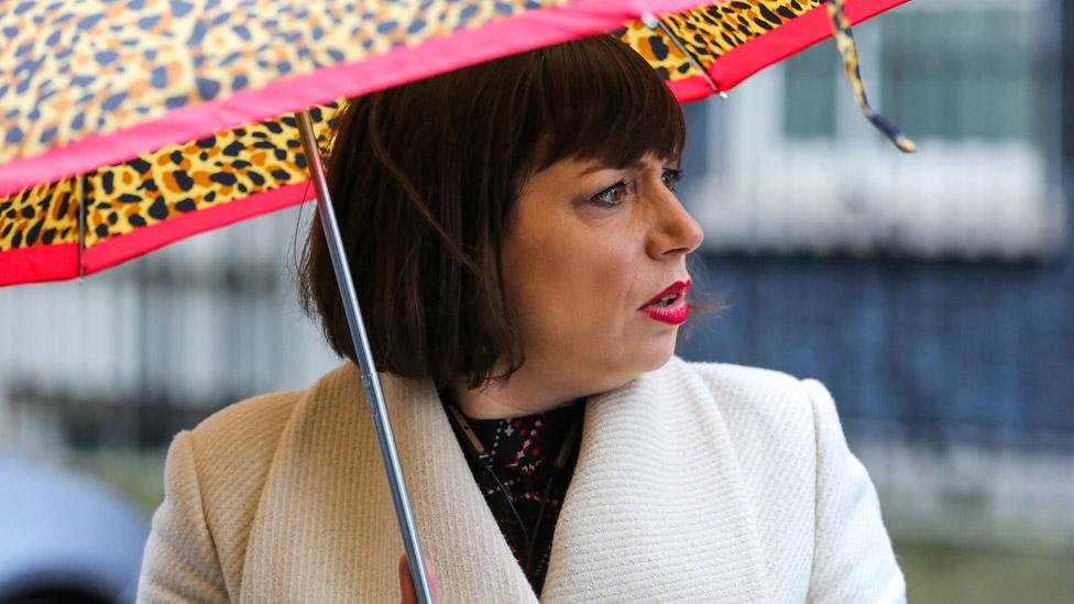 Sky News political editor Beth Rigby