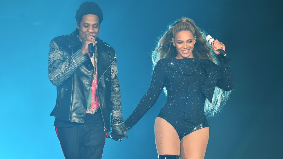 Beyonce and Jay-Z release a joint album