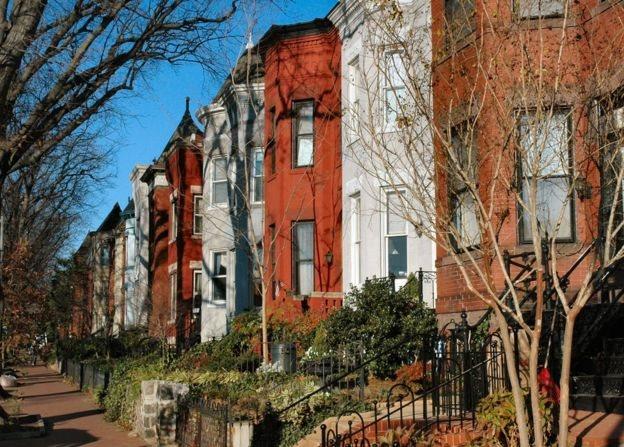Apartemen satu kamar tidur yang lokasinya bagus di Washington DC