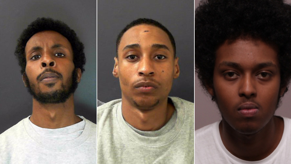 Three jailed over Harrogate 'county lines' drugs operation