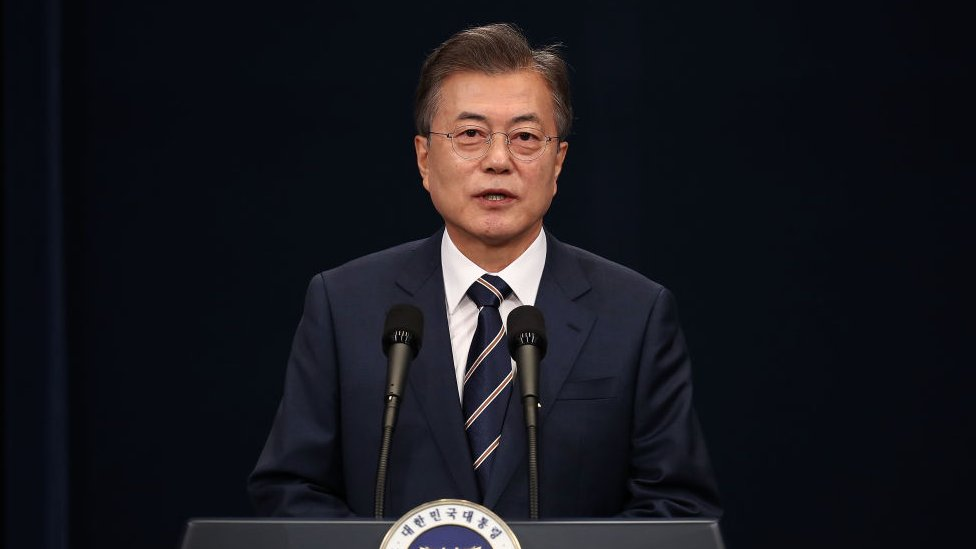Trump-Kim summit: President Moon could attend, says South Korea