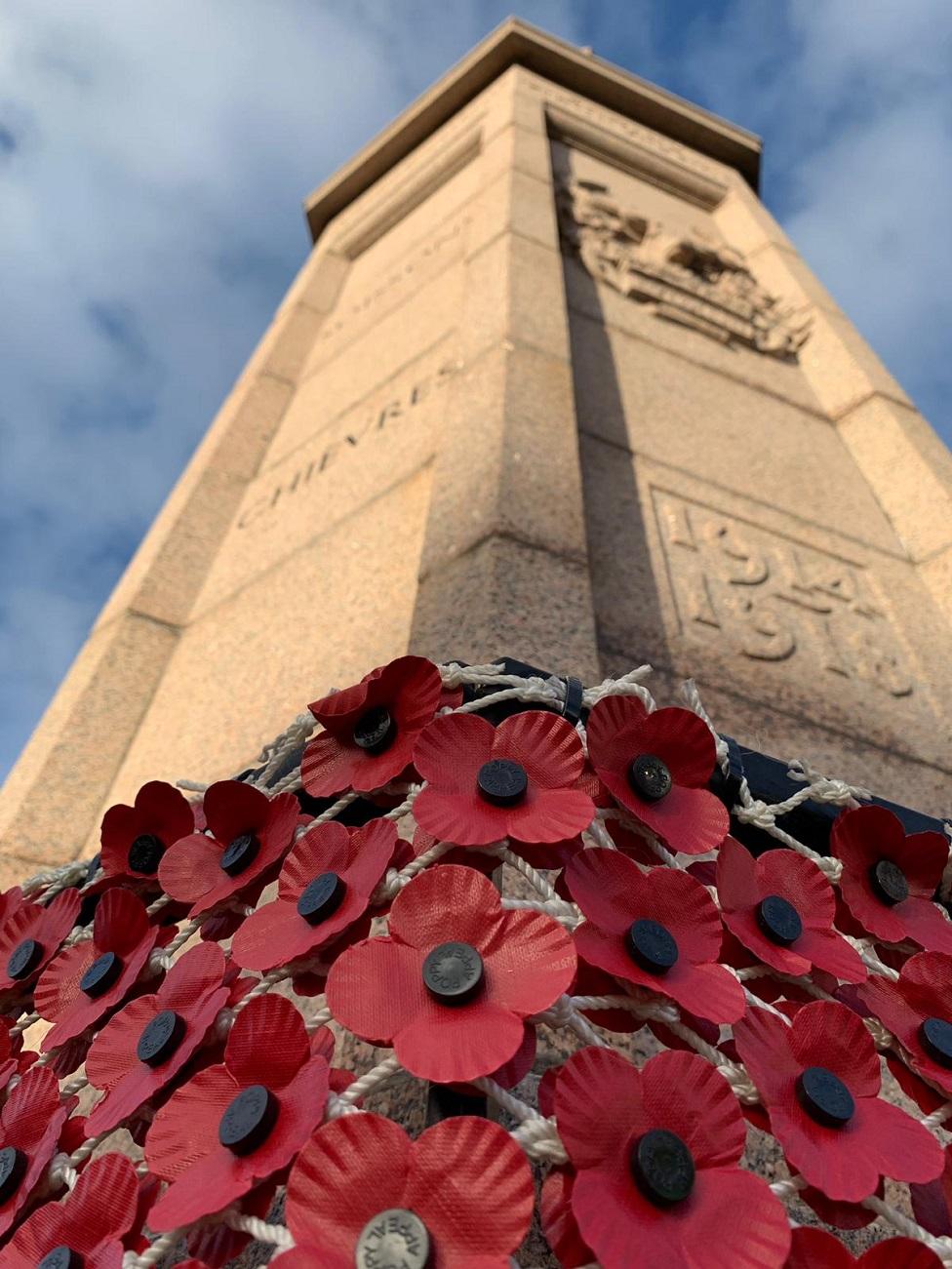 WW1 Memorial, Kirk Street, PETERHEAD