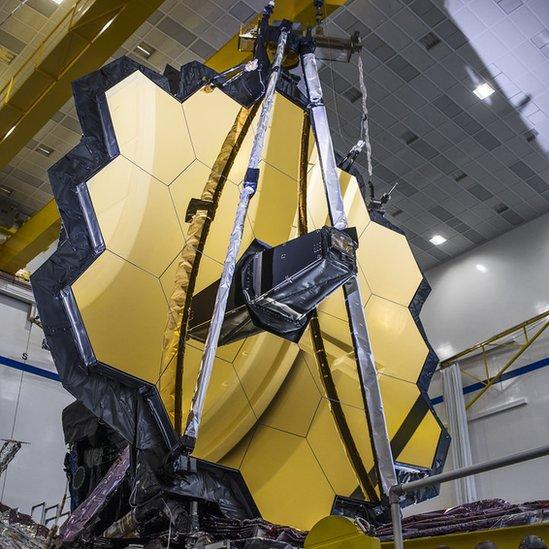 Telescopio espacial James Webb