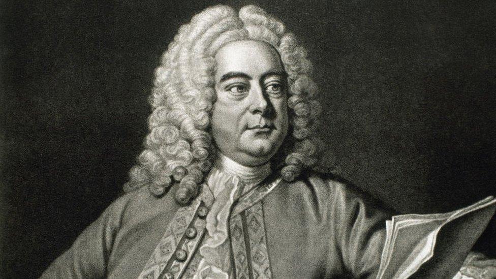 Georg Frideric Handel