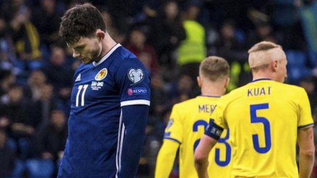 Alex McLeish: How the Scotland manager's reign unravelled