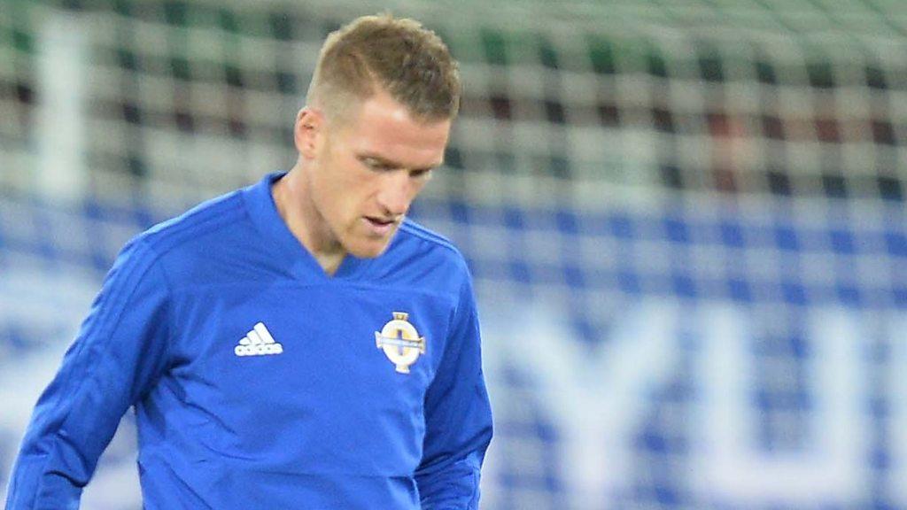 Northern Ireland must be brave in possession - Steven Davis