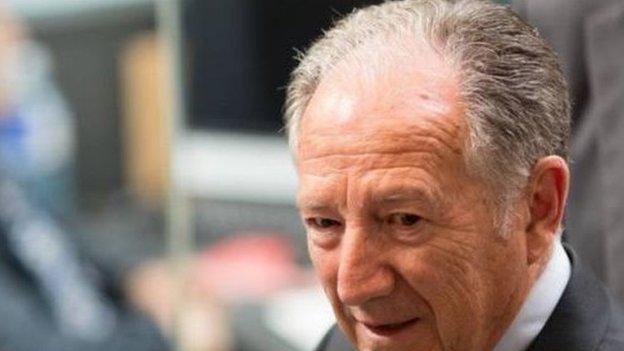 فيليكس سانز رولدان رئيس المخابرات الإسبانية السابق