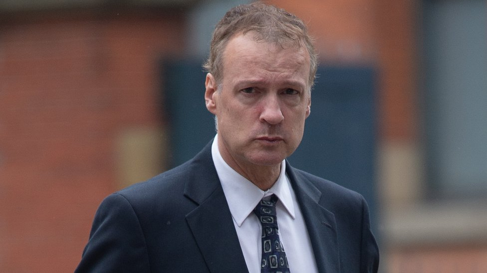 Man spared jail after driving at Manchester Airport parking official