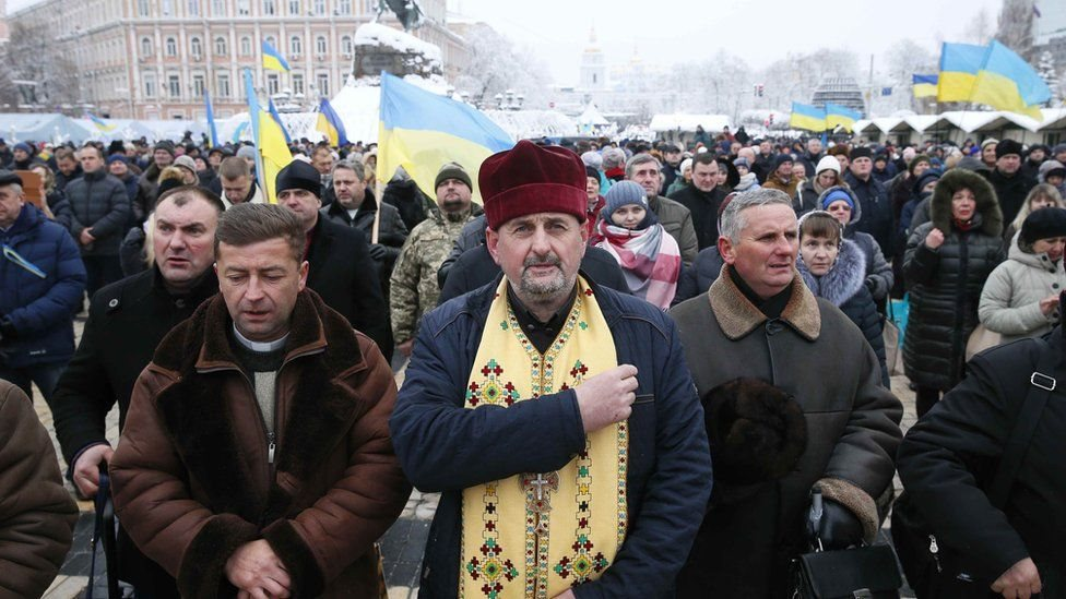 الكنيسة الأرثوذكسية في أوكرانيا