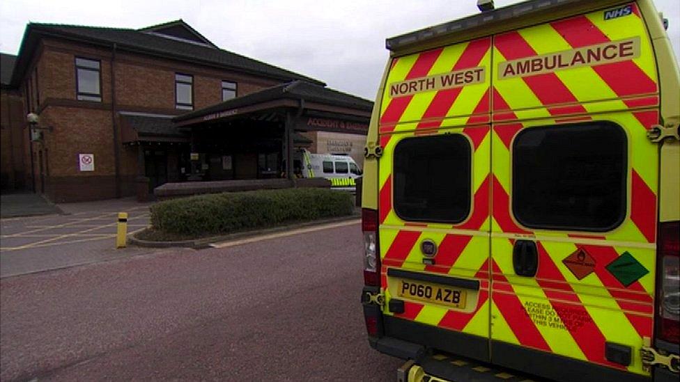 Chorley Hospital