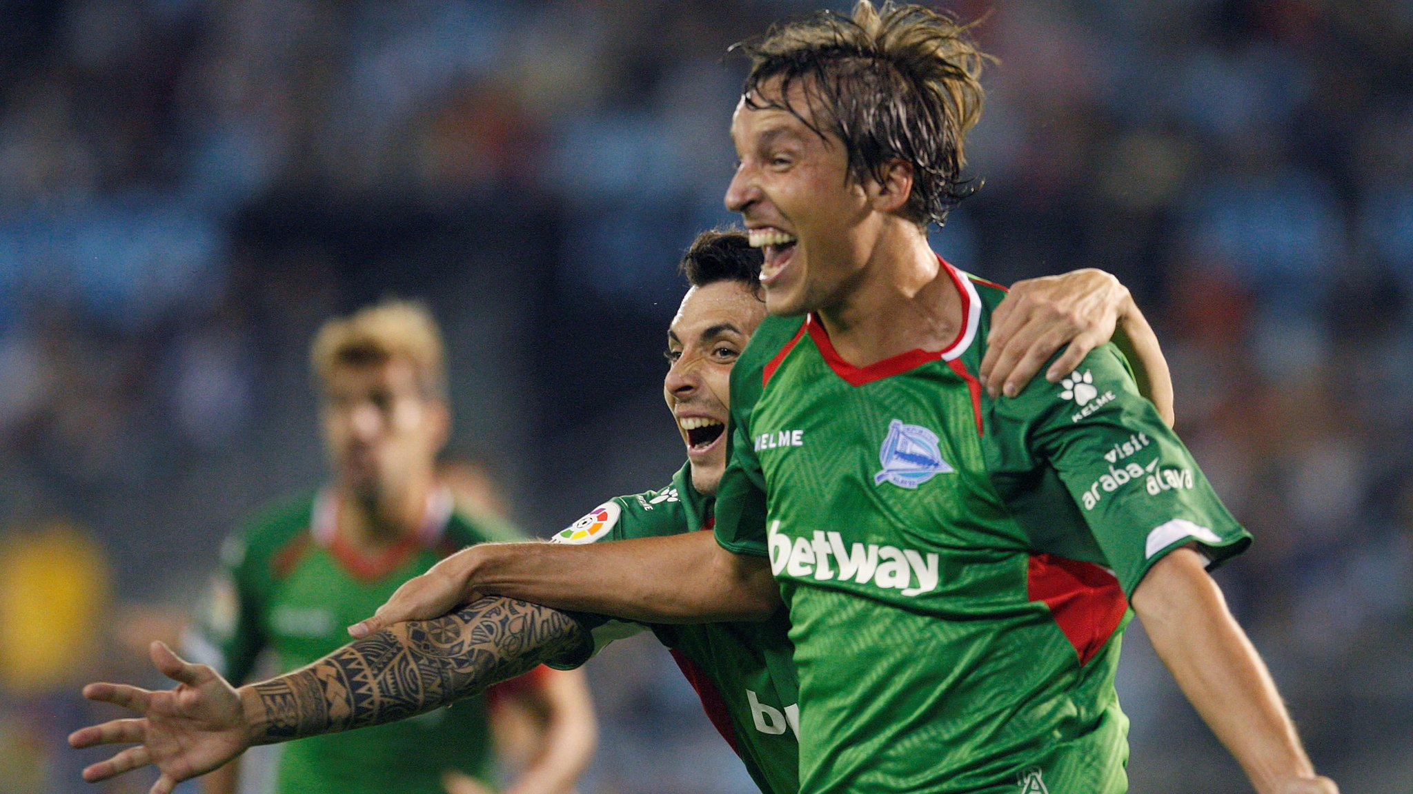 Celta Vigo 0-1 Alaves: Basque side go top of La Liga with win