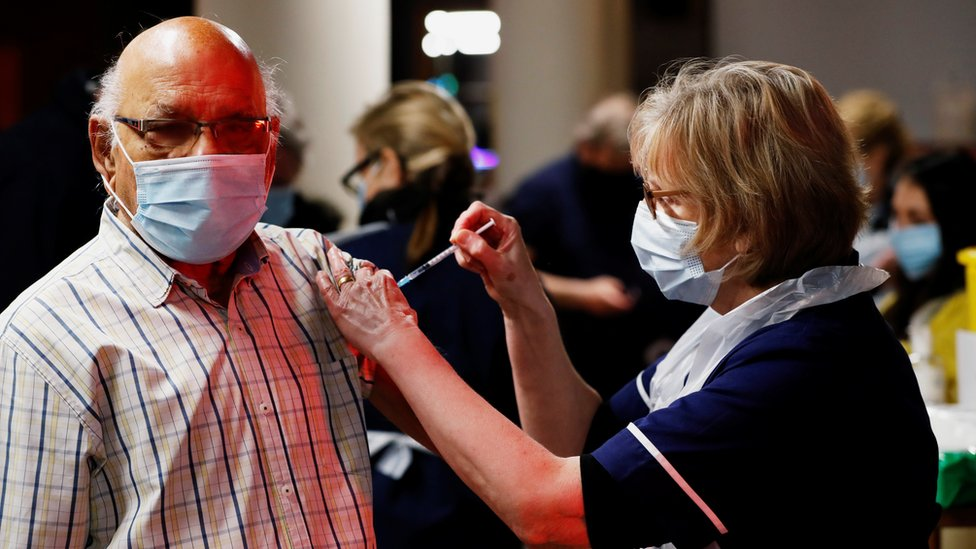 10 new mass vaccination centres to open up across UK
