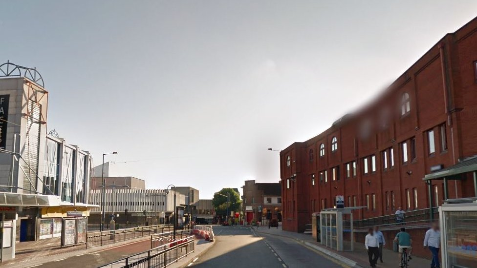 Bilston Street, Wolverhampton