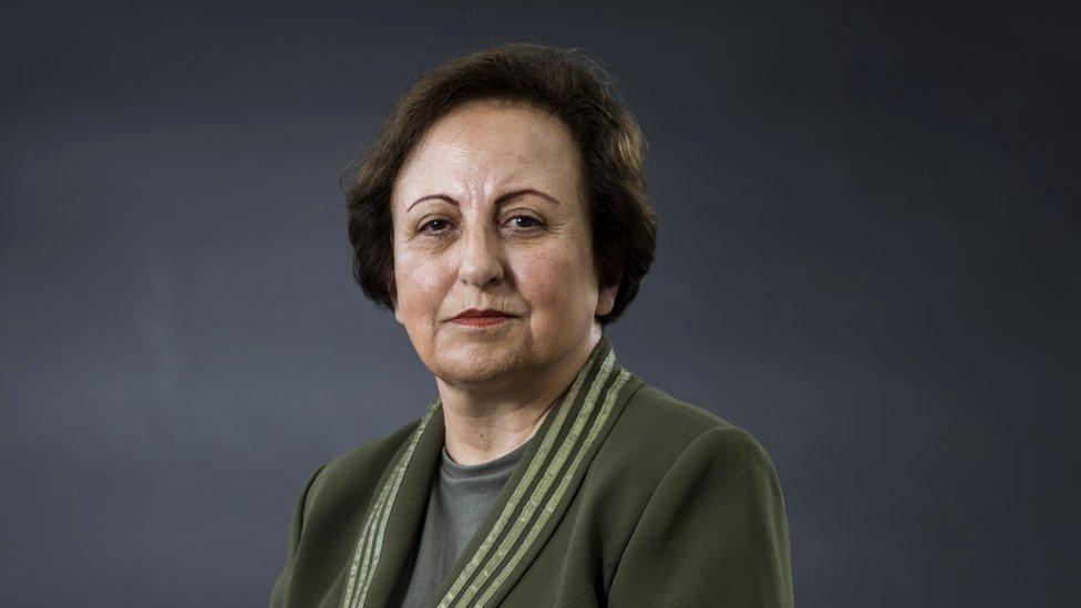Shirin Ebadi, 2016