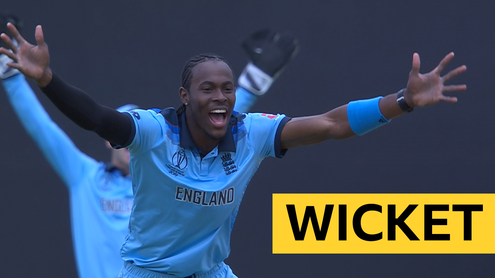 Cricket World Cup: England's Jofra Archer takes two wickets in two balls v West Indies