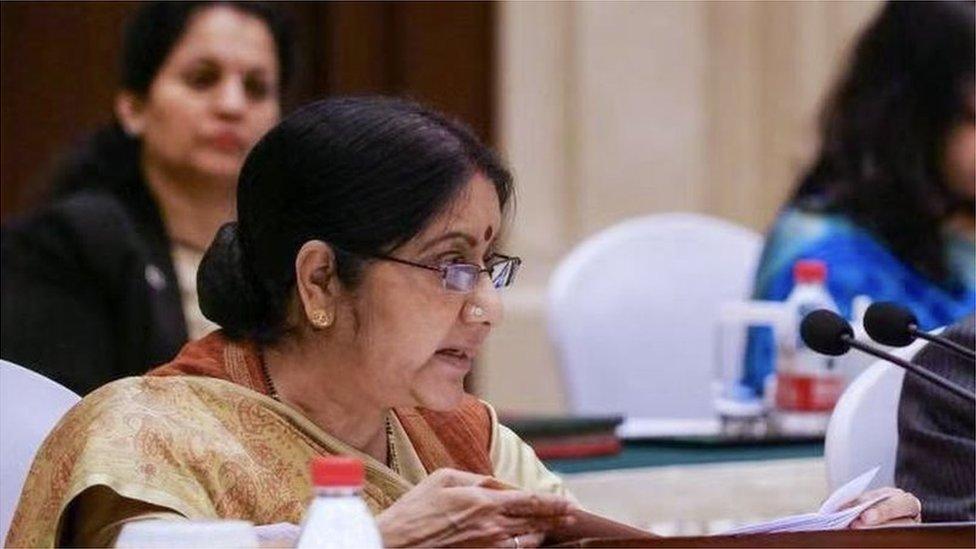 ओआईसी के मंच से सुषमा ने पाकिस्तान को क्या मैसेज दिया?