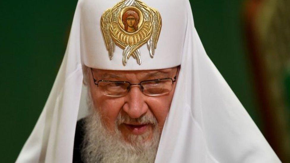 Московський патріарх Кирило їде до Стамбула на зустріч із Варфоломієм
