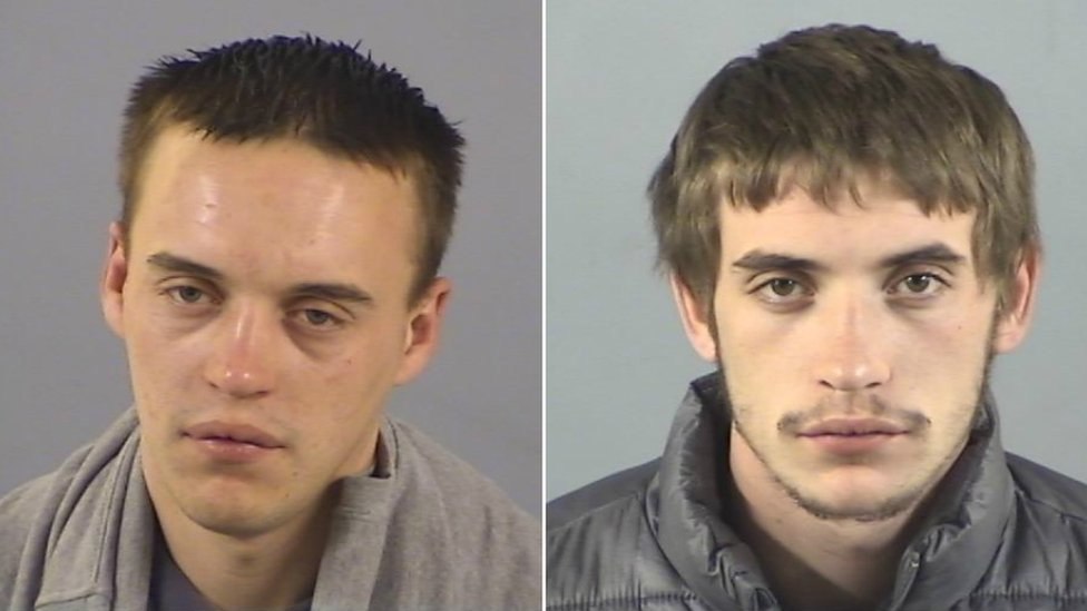 Totton brothers jailed for 'frenzied' murder